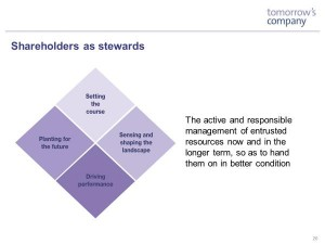 shareholders and stewards